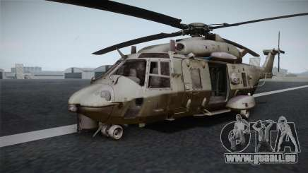 CoD: Ghosts - NH90 pour GTA San Andreas