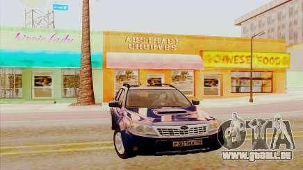 Subaru Forester XT für GTA San Andreas