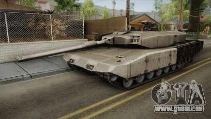 Leopard 2 MBT Revolution pour GTA San Andreas