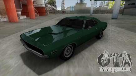 1970 Dodge Challenger 426 Hemi für GTA San Andreas