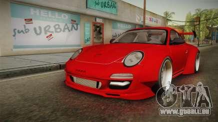 Porsche 911 Sport Classic Tuned pour GTA San Andreas