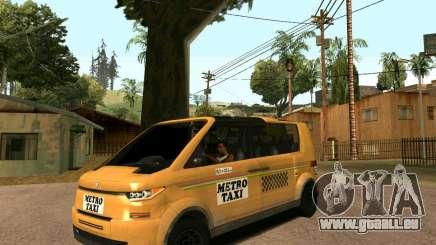 MetroTaxi pour GTA San Andreas