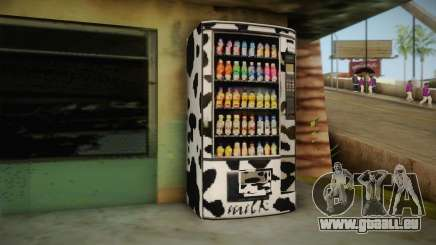 Milk Vending Machine pour GTA San Andreas