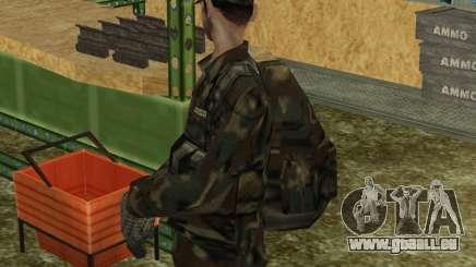 Parachute Military Retexture pour GTA San Andreas