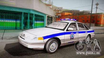 Ford Crown Victoria 1994 pour GTA San Andreas