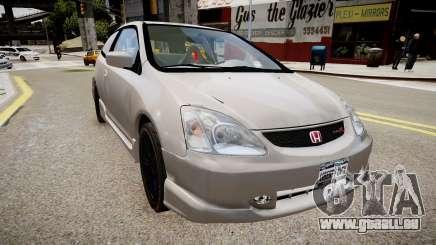 Honda Civic TypeR 2002 pour GTA 4