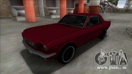 1965 Ford Mustang für GTA San Andreas