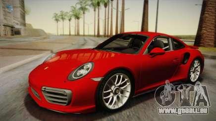 Porsche 911 Turbo S 2017 pour GTA San Andreas
