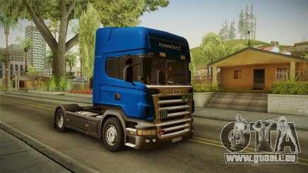 Scania V8 pour GTA San Andreas