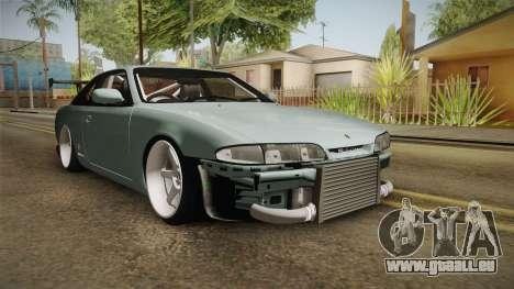 Nissan Silvia S14 Drift v2 pour GTA San Andreas