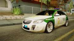 Opel Insignia Guardia Civil Traffic