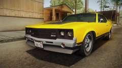 GTA 5 Declasse Sabre GT für GTA San Andreas