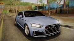 Audi S5 2017 pour GTA San Andreas