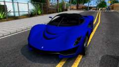 Grotti Turismo RXX K From GTA 5