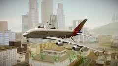 Airbus A380 Asiana Airline für GTA San Andreas