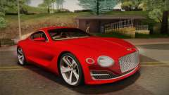 Bentley EXP 10 Speed 6 pour GTA San Andreas