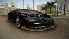 Lamborghini Centenario LP770-4 2017 Carbon PJ pour GTA San Andreas