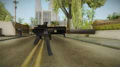 Battlefield 4 - SIG MPX pour GTA San Andreas