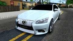 Lexus LS XF40
