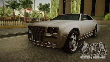 GTA 4 Schyster PMP600 SA Style pour GTA San Andreas