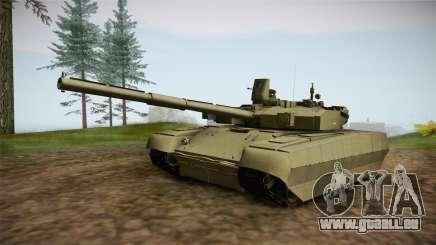 T-84 Oplot-M pour GTA San Andreas