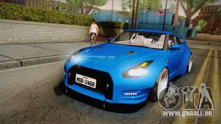 Nissan GT-R Street Race pour GTA San Andreas