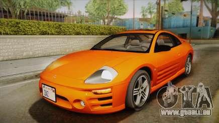 Mitsubishi Eclipse GTS Mk.III 2003 IVF für GTA San Andreas