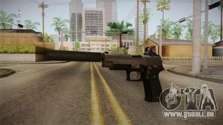 Battlefield 4 - P226 für GTA San Andreas