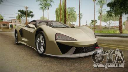 GTA 5 Progen Itali GTB für GTA San Andreas