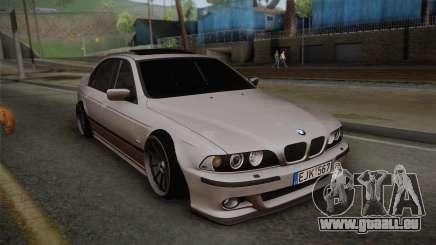 BMW 530d E39 für GTA San Andreas