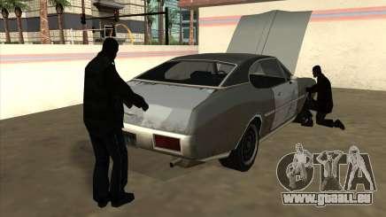 Situation de la vie v6.0 - Station d'essence pour GTA San Andreas