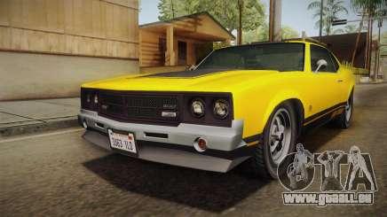 GTA 5 Declasse Sabre GT pour GTA San Andreas