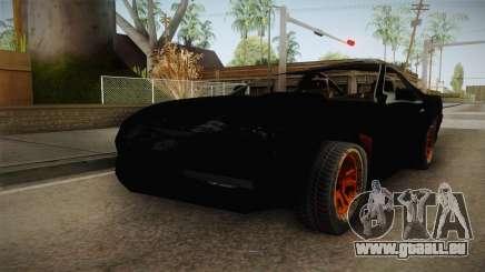 GTA 5 Imponte Ruiner 3 Wreck IVF pour GTA San Andreas