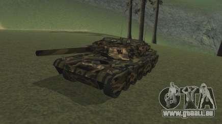 Rhino woodland camo pour GTA San Andreas