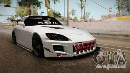 Honda S2000 Katil pour GTA San Andreas