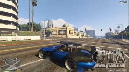 Custom Camera V 0.9.1 pour GTA 5