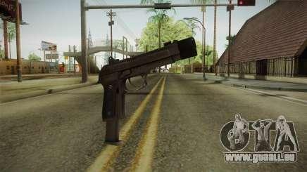 Battlefield 4 - SW40 pour GTA San Andreas