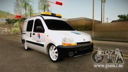 Renault Kangoo MASKargo Animal Hotel pour GTA San Andreas