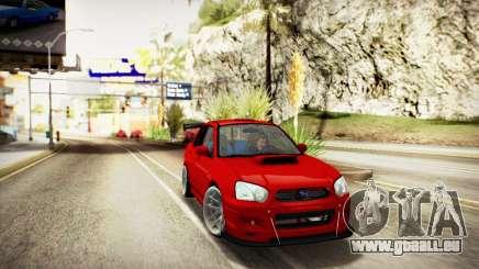 SUBARU IMPREZA WRX STi (IVF 2.0.2) für GTA San Andreas