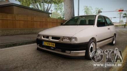 Seat Ibiza 1995 SWAP 1.6 pour GTA San Andreas