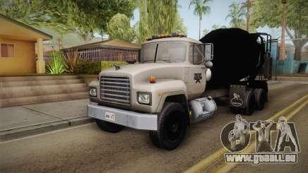 Mack RD690 Cement Mixer Truck 1992 pour GTA San Andreas