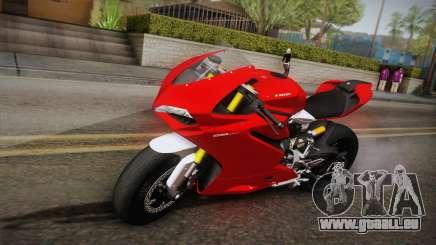Ducati 1299 Panigale S 2016 für GTA San Andreas