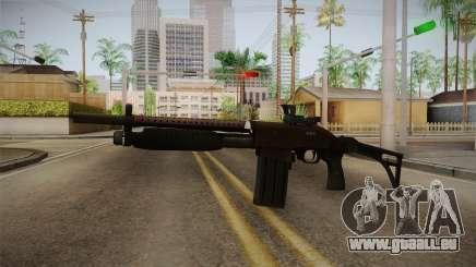 Battlefield 4 - HAWK 12G für GTA San Andreas