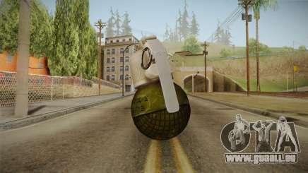 Survarium - RGO Grenade für GTA San Andreas