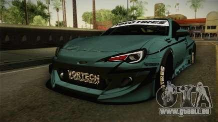 Subaru BRZ Pandem Rocket Bunny v3 pour GTA San Andreas