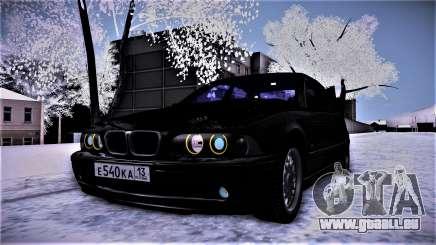 BMW 540 E39 für GTA San Andreas
