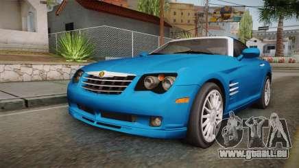 Chrysler Crossfire SRT-6 2006 pour GTA San Andreas