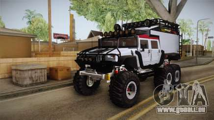 Hummer H1 Monster pour GTA San Andreas