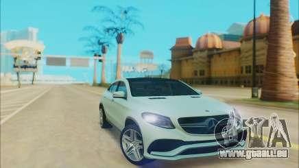Mercedes-Benz GL63 für GTA San Andreas