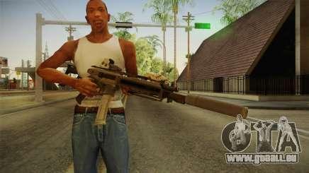 Battlefield 4 - ACW-R für GTA San Andreas